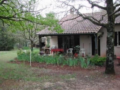 Maison Saint-geniès - 4 personnes - location vacances  n°61129