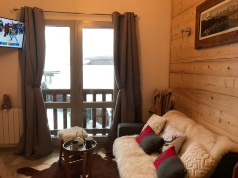 Flat in Belle Plagne - Vacation, holiday rental ad # 61132 Picture #10 thumbnail
