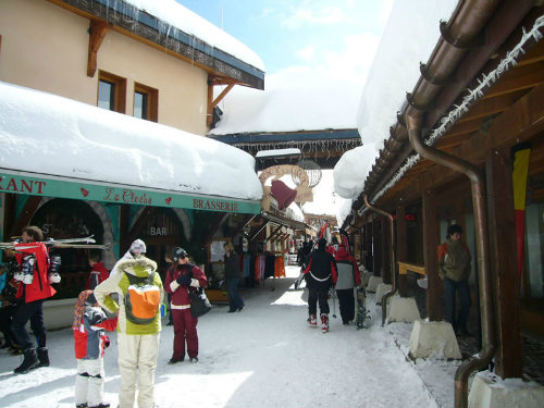 Flat in Belle Plagne - Vacation, holiday rental ad # 61132 Picture #15