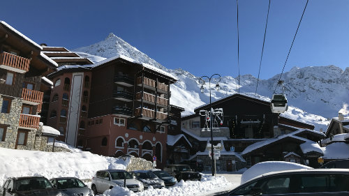 Flat in Belle Plagne - Vacation, holiday rental ad # 61132 Picture #18
