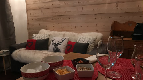 Flat in Belle Plagne - Vacation, holiday rental ad # 61132 Picture #8