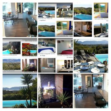 Maison à Porto vecchio pour  6 •   3 chambres