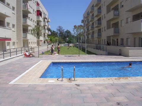 Flat Lloret De Mar - 4 people - holiday home  #61155