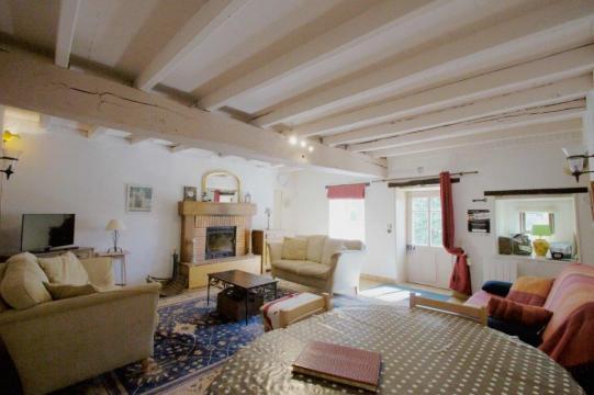 Huis Le Busseau - 6 personen - Vakantiewoning  no 61164