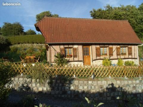 Gite Longueil - 6 people - holiday home  #61165