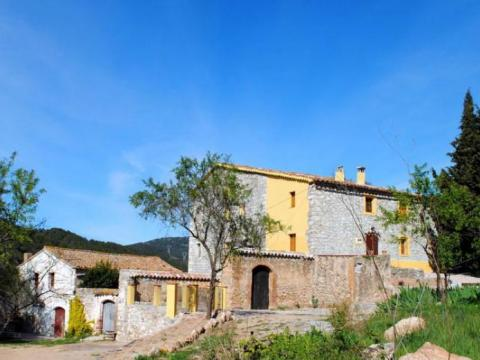 Casa rural El Pla De Manlleu - 9 personas - alquiler n°61168