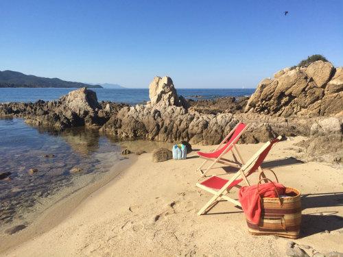 Favone -    Aussicht aufs Meer