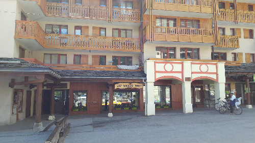 Valfrejus -    with balcony