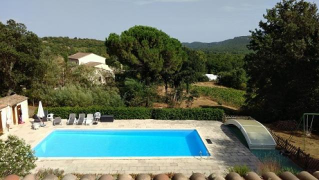 Gite Bagnols En Foret - 4 personnes - location vacances  n°61230