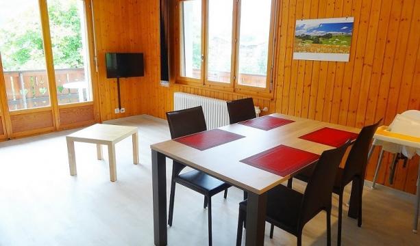 Appartement Champéry - 4 Personen - Ferienwohnung N°61241