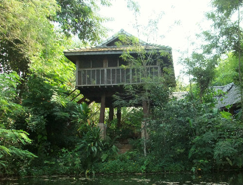 Chalet Chiang Mai - 2 people - holiday home  #61244