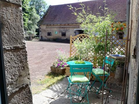 Gite Recoleine Par Nebouzat - 7 Personen - Ferienwohnung N°61260