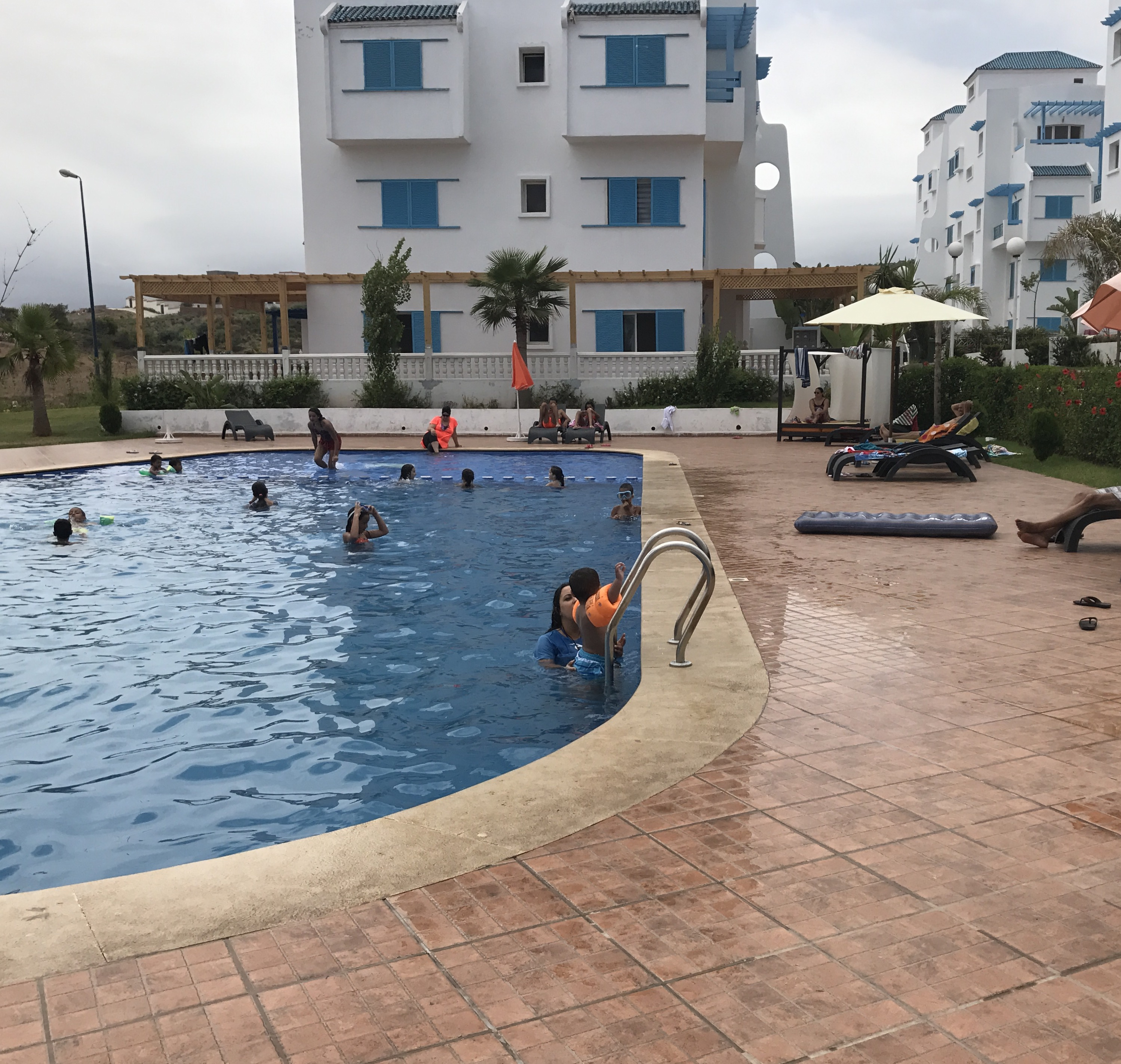Flat Marina Smir/m'diq - 4 people - holiday home