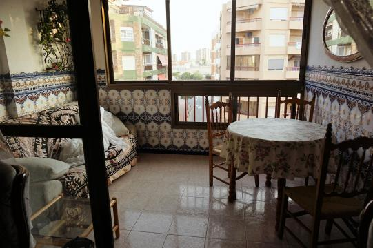 Flat in El Campello - Vacation, holiday rental ad # 61273 Picture #1