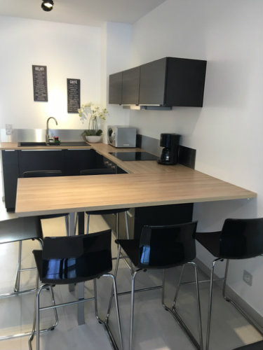 Appartement in Calvi für  6 •   Privat Parkplatz