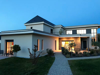 Maison Amboise - 2 personnes - location vacances  n°61324