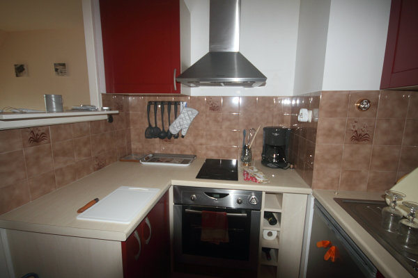 Flat in St pol de leon - Vacation, holiday rental ad # 61327 Picture #8