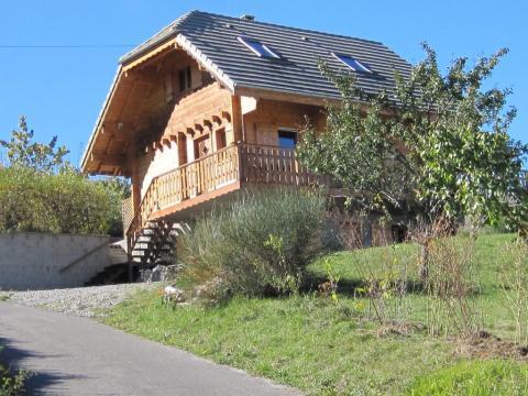 Chalet 8 personnes Savines Le Lac - location vacances  n°61339