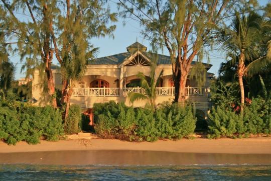Fitts village, st. james -    vue sur mer