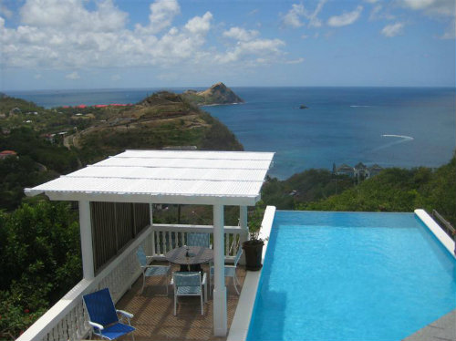 House Saint Lucia - 10 people - holiday home  #61350