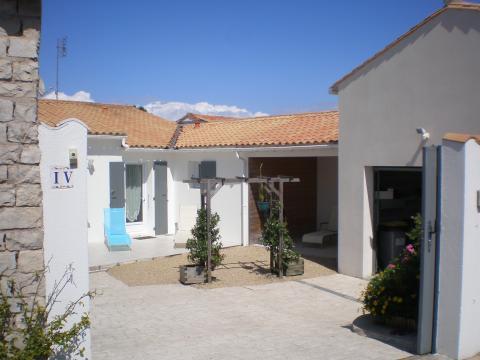 Huis 6 personen La Flotte - Vakantiewoning  no 61358