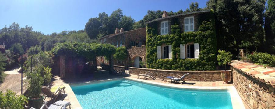 Huis La Garde-freinet - 10 personen - Vakantiewoning  no 61370