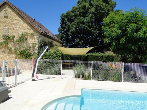 Gite in Gourdon - Vacation, holiday rental ad # 61377 Picture #4