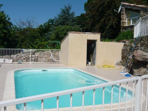 House in Saint martin de l'arçon - Vacation, holiday rental ad # 61390 Picture #2