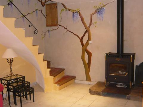 Maison Saint Martin De L'arçon - 10 personnes - location vacances  n°61390