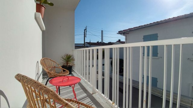 Flat in Royan - Vacation, holiday rental ad # 61396 Picture #11
