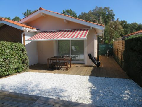 Casa Moliets Et Maa - 4 personas - alquiler n°61397