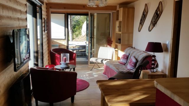 Chalet in Les Angles - Vacation, holiday rental ad # 61416 Picture #4