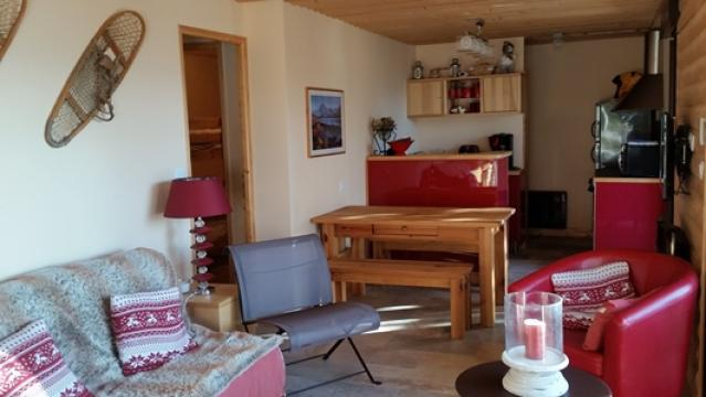 Chalet Les Angles - 6 people - holiday home  #61416