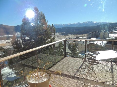Chalet in Les Angles - Vacation, holiday rental ad # 61418 Picture #2