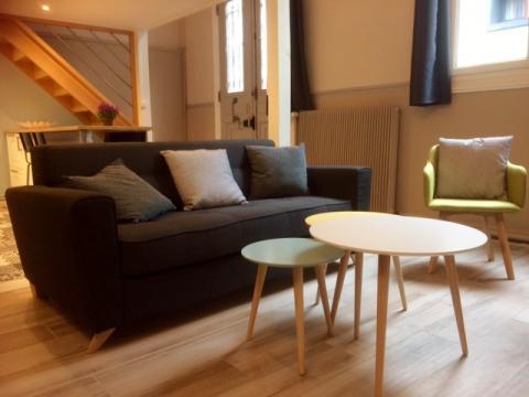 Appartement Rouen - 4 personen - Vakantiewoning  no 61421
