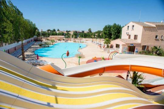 Valras plage -    with shared pool