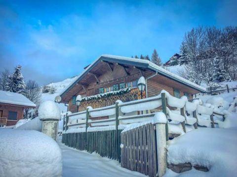 Chalet Abondance - 6 personnes - location vacances  n°61543