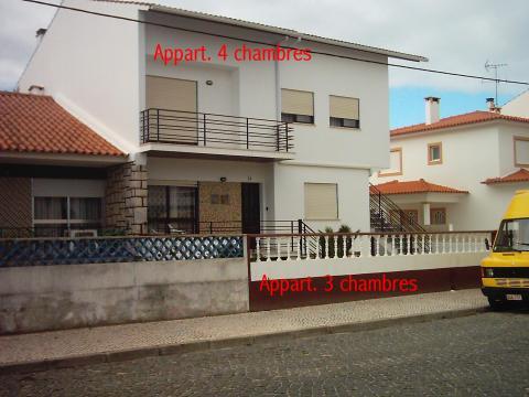 Maison à Praia da viera pour  8 •   avec balcon   n°61553