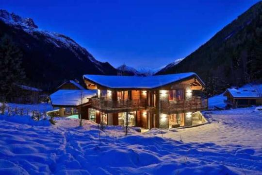 Chalet Chamonix-mont-blanc - 12 people - holiday home  #61581