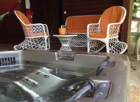 Gite Deshaies - 2 personnes - location vacances  n°61589
