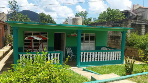 House Viñales - 7 people - holiday home  #61590
