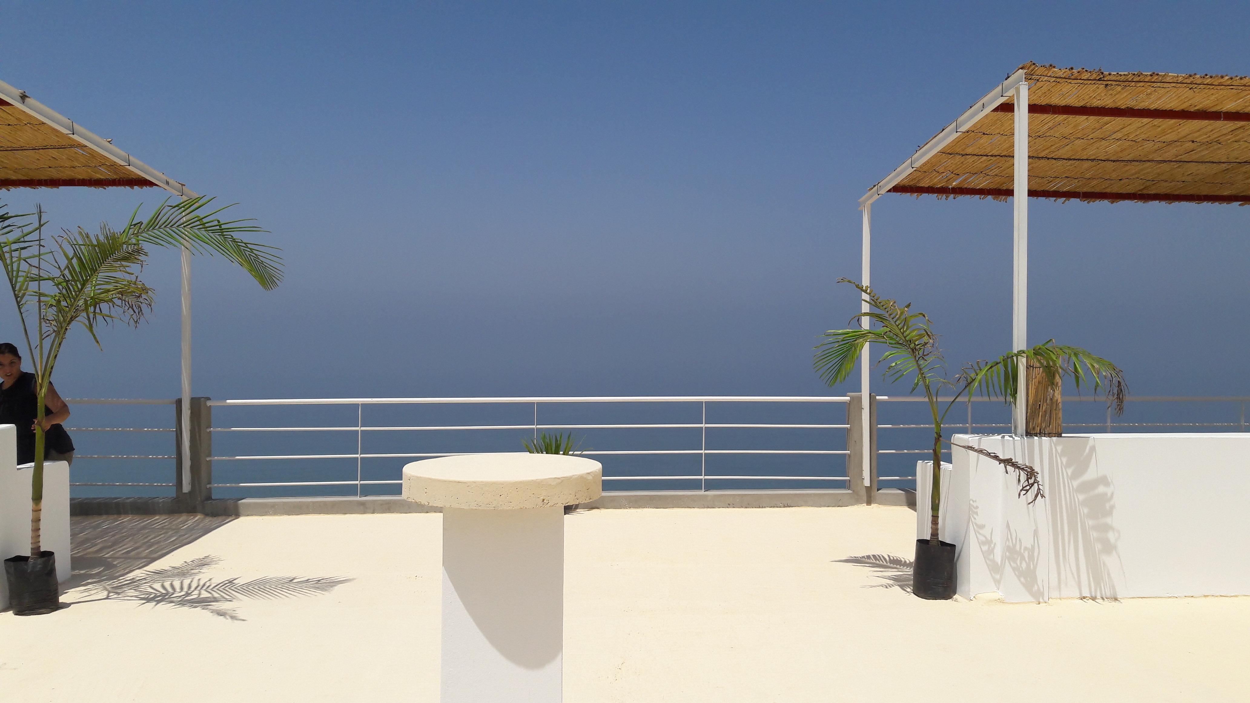 Assilah -    vista al mar