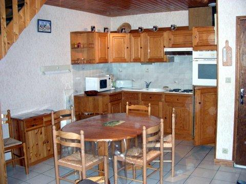 Appartement 6 personnes Chastreix-sancy - location vacances  n°61623