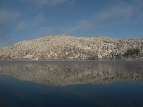 Gerardmer -    vue sur lac