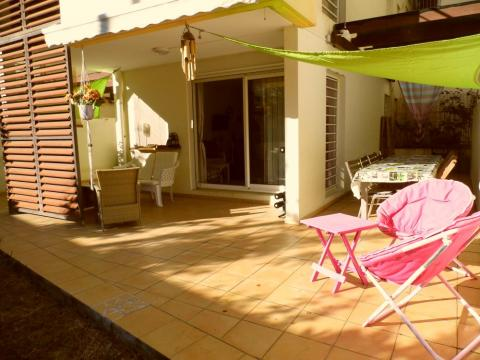 Flat Saint Pierre - 6 people - holiday home  #61657