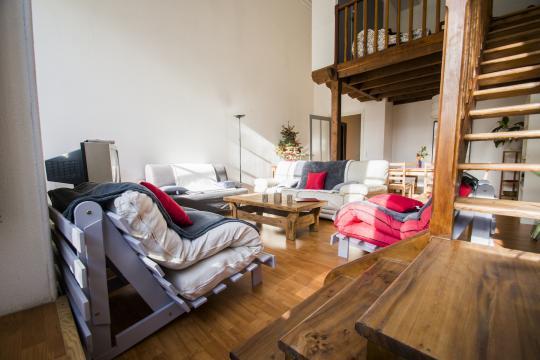 Appartement Bagneres De Luchon - 6 personnes - location vacances  n°61661