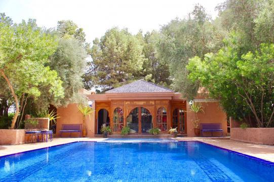 Casa en Marrakech para  14 •   5 dormitorios