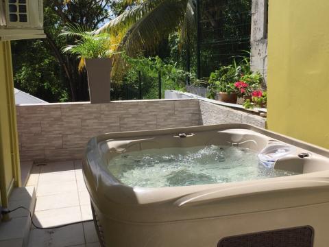 Maison à Ducos pour  6 •   avec piscine privée