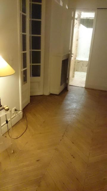 Flat in Paris 16 tour eiffel champs elysee for   2 •   1 bedroom