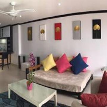 Appartement à Pattaya pour  5 •   1 chambre